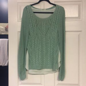 Ladies Knit Sweater by Anthropologie